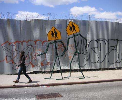 Pedestrian Shuffle