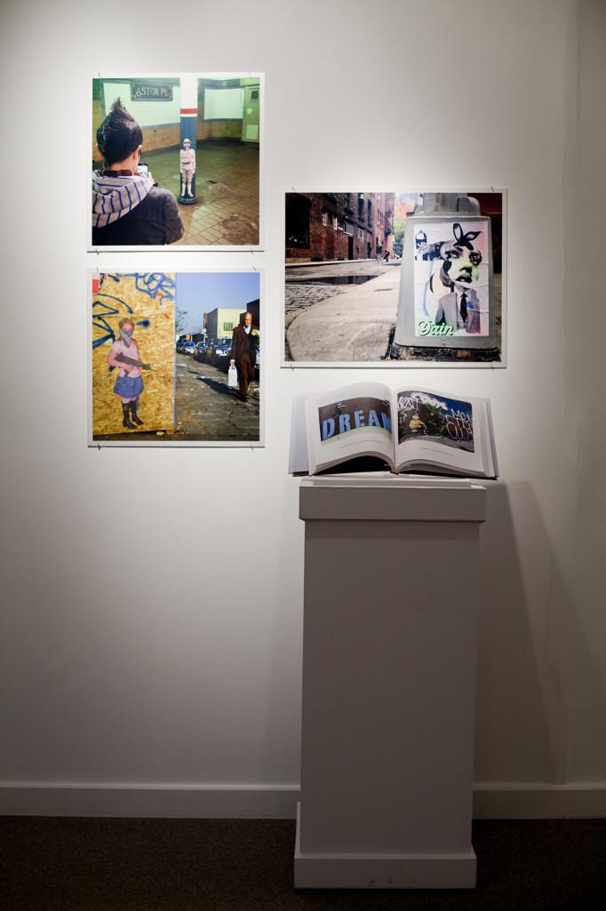 Concrete To Data photographed by Alexandra Pospelova